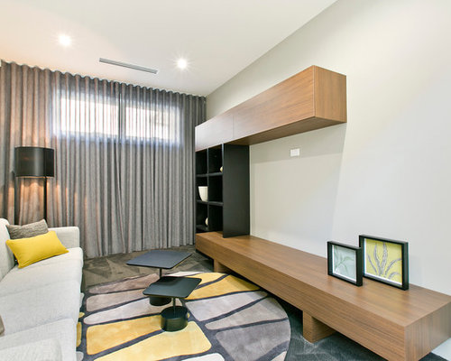Modern Adelaide Home Theatre Design Ideas & Remodeling Pictures | Houzz