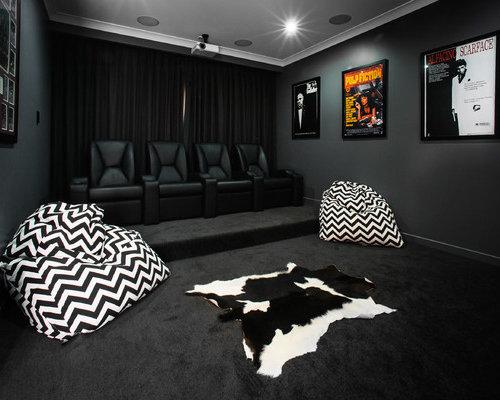 Movie Themed Room Houzz