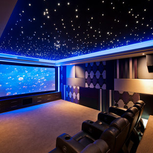 75 Most Por Home Theatre Design Ideas for 2018 - Stylish Home ... Home Theater Design Ideas on education design ideas, bedroom design ideas, pool table design ideas, internet design ideas, affordable home ideas, surround sound design ideas, whole house design ideas, home entertainment, camera design ideas, security design ideas, media room design ideas, bar design ideas, two-story great room design ideas, wine cellar design ideas, school classroom design ideas, speaker design ideas, home audio design ideas, home cinema, nyc art studio design ideas, family room design ideas,