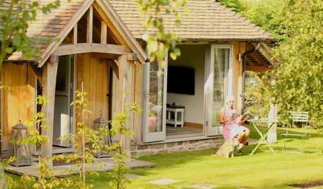 How to Build an Annexe or Office in Your Garden