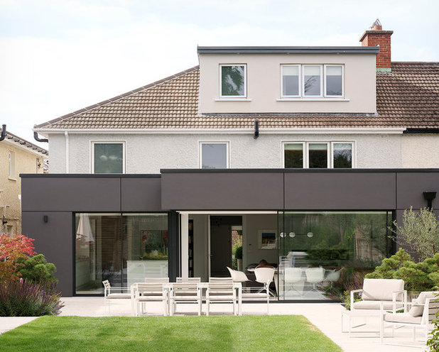 Contemporary Exterior by Optimise Home