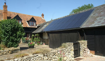 4.00kWp Solarworld in built PV roof system by Ecohouse UK Ltd