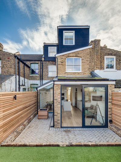 Contemporary Exterior by JLB Property Developments