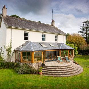 A Garden Room to Enjoy All Year Round with Origin Bi-Folding Doors