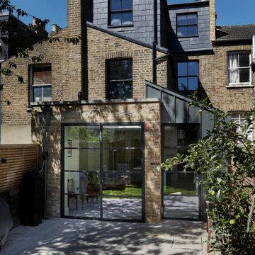 Acton Terraced House Extension - Garden