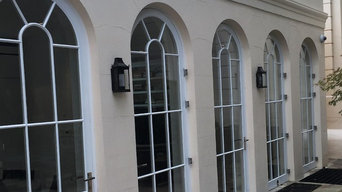 Arched Patio Doors