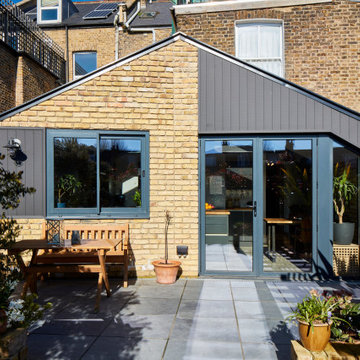 Archway North London Renovation and Extension
