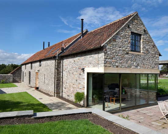 SaveEmail. Yiangou Architects. Barn Conversion, Gloucestershire