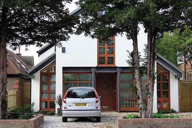 modern exterior baum house sw15