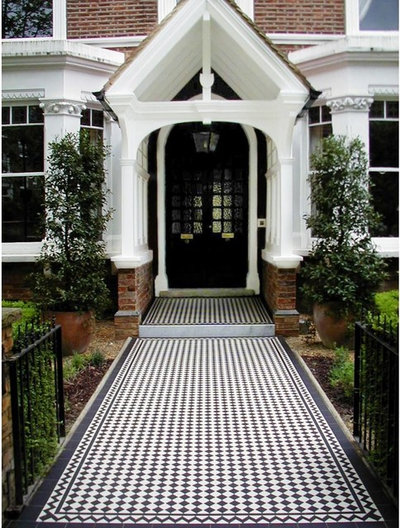 Victorian Exterior by Period Property Store