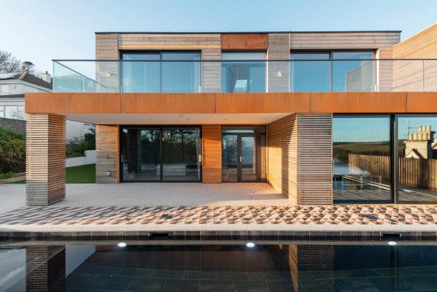 by van Ellen + Sheryn Architects