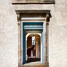 Farmhouse Exterior by Groves-Raines Architects Ltd.