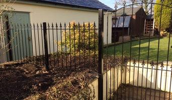 Bespoke Saxon Metal Gate & Fencing