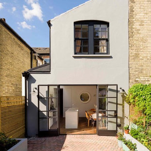 Inspiration for a traditional exterior in London.