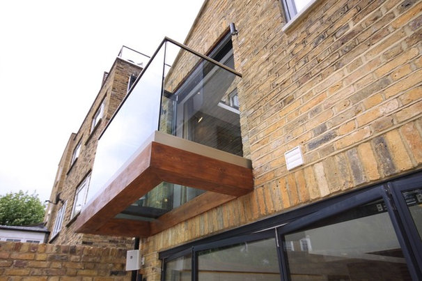 Contemporary Exterior by PVA Developments