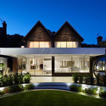 Chigford Contemporary Large Garden