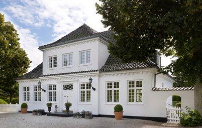 Houzz Tour: En gennemført patricia villa i Vedbæk