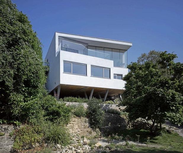 Contemporary Exterior by Foster Lomas