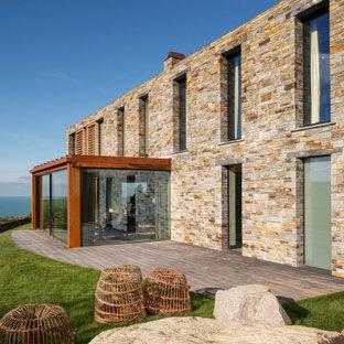 New Coastal Home