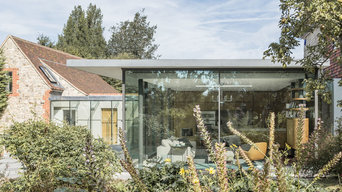 Contemporary and Listed Home, Kent