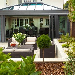 Идея дизайна: дом в современном стиле