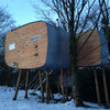 Houzz Tour: Off the Grid in a Treehouse Hideaway