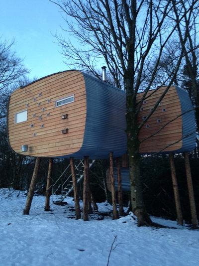 modern huser contemporary exterior - Wintergarten Entwirft Irland