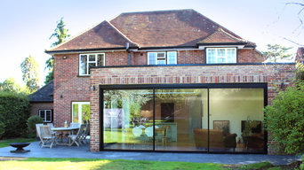 Contemporary Flat Roof Extension