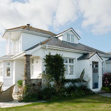 Cornish Beach House Exterior