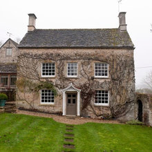 Houzz Tour: City Glamour in a Rural Country Home