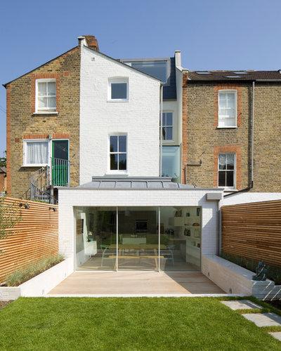 Contemporary Exterior by Kensington Green Ltd