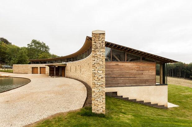 Contemporary Exterior by Batterham Matthews Architects