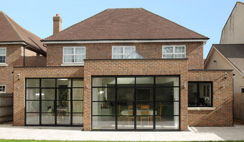 Crisp Modern Brick Extension