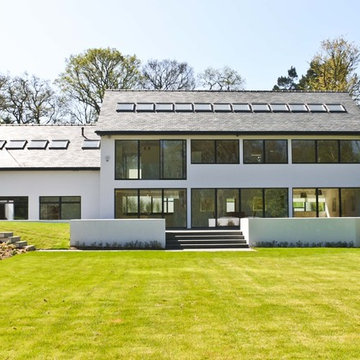 Cuffley New Build House, Hertfordshire