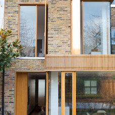 Contemporary Exterior by Martyn Clarke Architecture