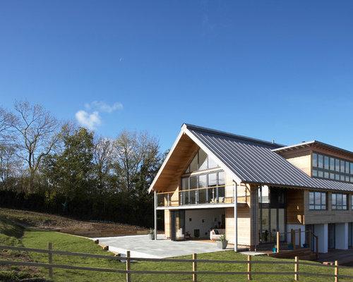 Split Roof Design: Split Gable Roof Ideas, Pictures, Remodel And Decor