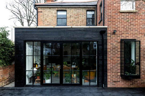 Contemporary Exterior by ALL & NXTHING