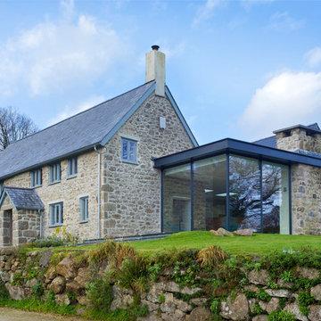Devon Holiday Home - Exterior