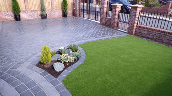 Driveway installation castle paving north east