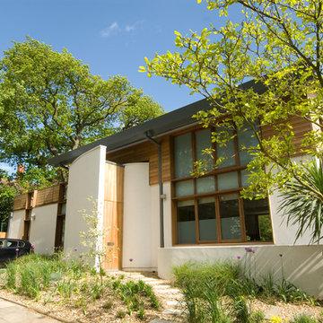 Eco House, North London