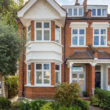 Edwardian family home in Putney