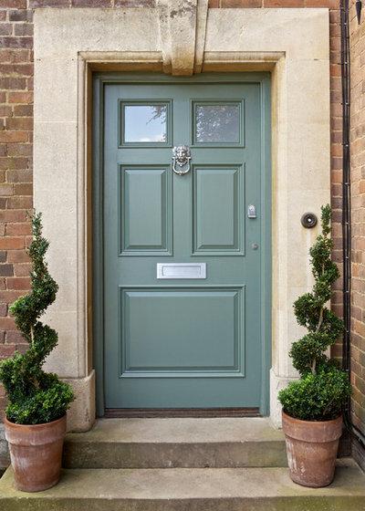 Gorgeous Green Front Doors - Green front door