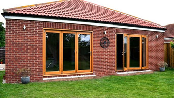 Elite 8ft External Bifold Doors
