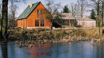 Exempel på hus