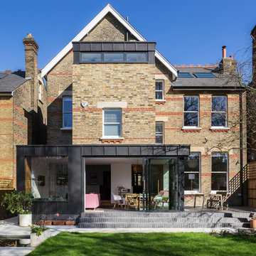 Extension and renovation of a large South London house