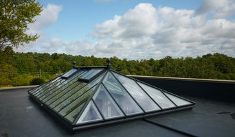 Exterior image of a Roof Lantern