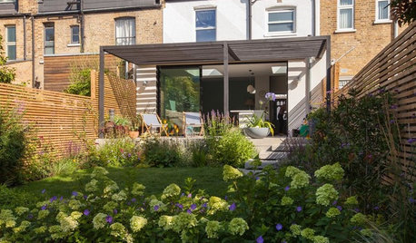 Garden Tour: A South-facing Family Space With Contemporary Style