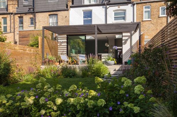 Contemporary Exterior by Simon Orchard Garden Design