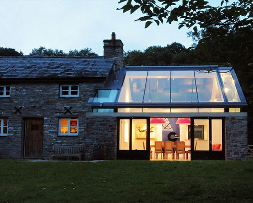 Glass Roof Home Design Ideas Renovations Photos