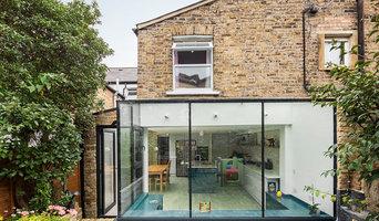 Frameless Glass Conservatory, London Peckham SE24